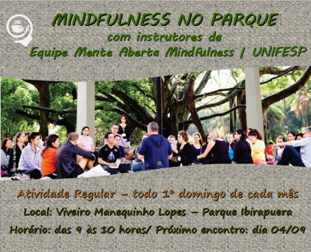 Flyer Mindfulness no Parque 04-09